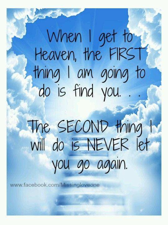 Pin by Kay Sunshine on Heaven | Miss you dad, Miss you mom ...