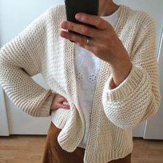Photo of Anleitung einfacher, luftiger Pullover aus Alpaka