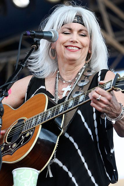 Emmylou Harris Plays The Last Set Of The Newport Folk Festival On