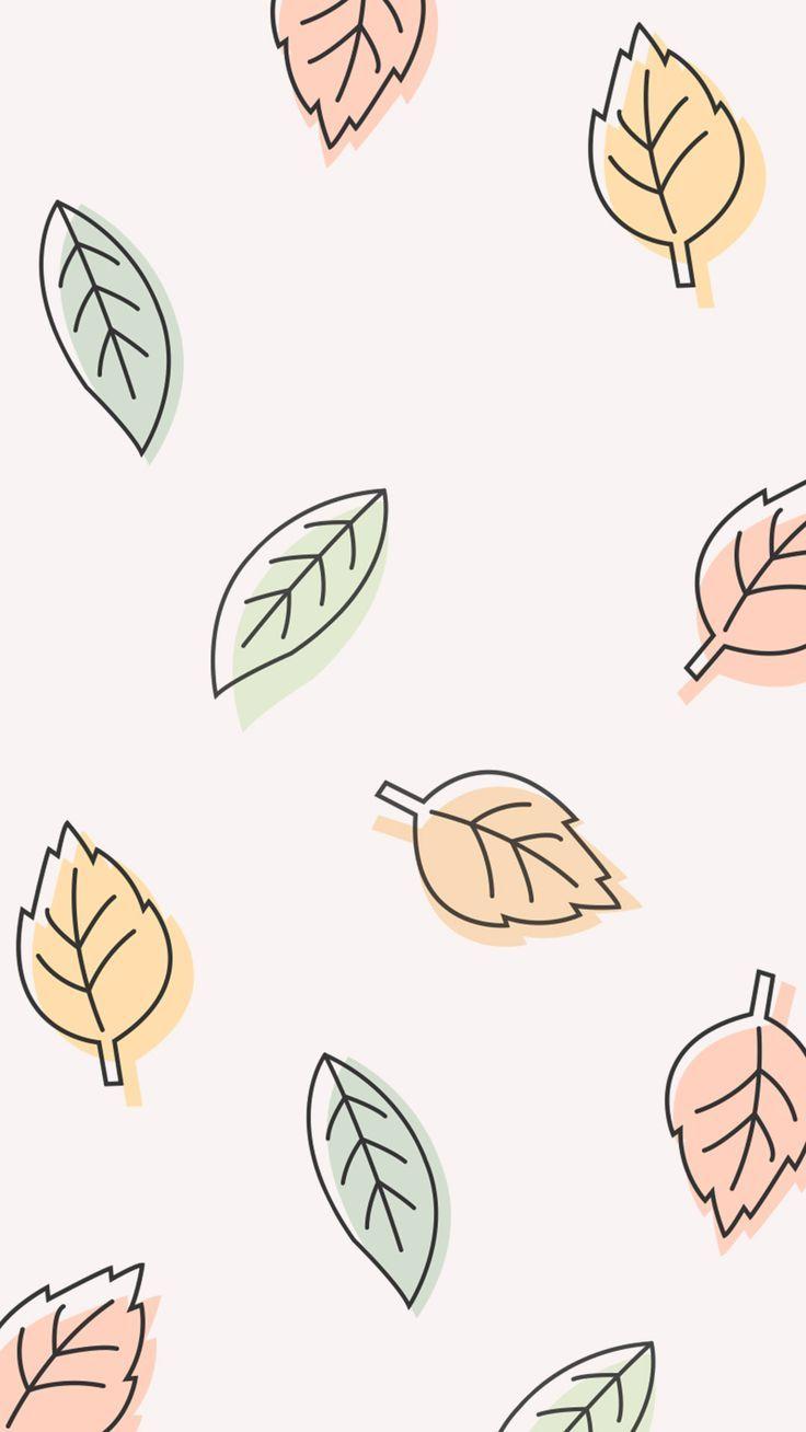 Estampado hojas