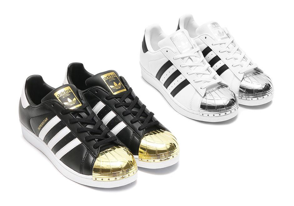 adidas donna superstar gold
