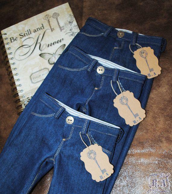 Soom ID72 or Megagem-Stylish men blue jeans by ResinAristocracy