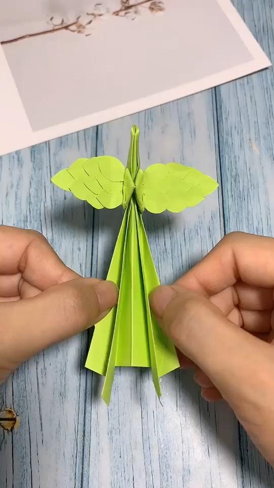 DIY Waving Wing Reborn Phoenixdiy