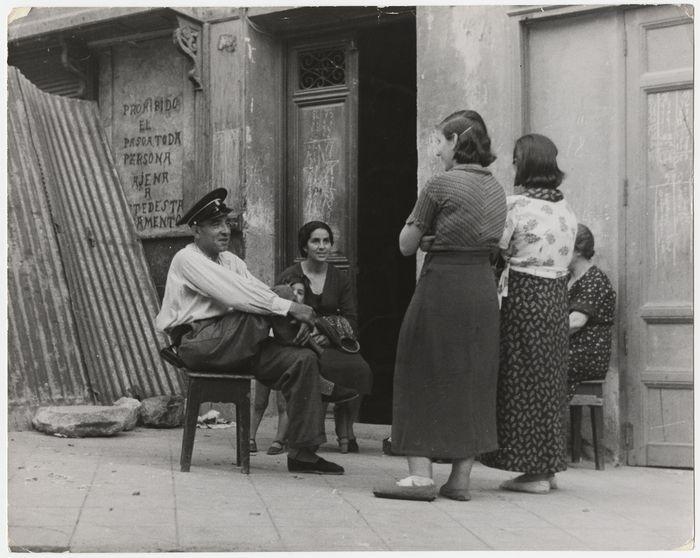 Madrid, March 1937//Gerda Taro