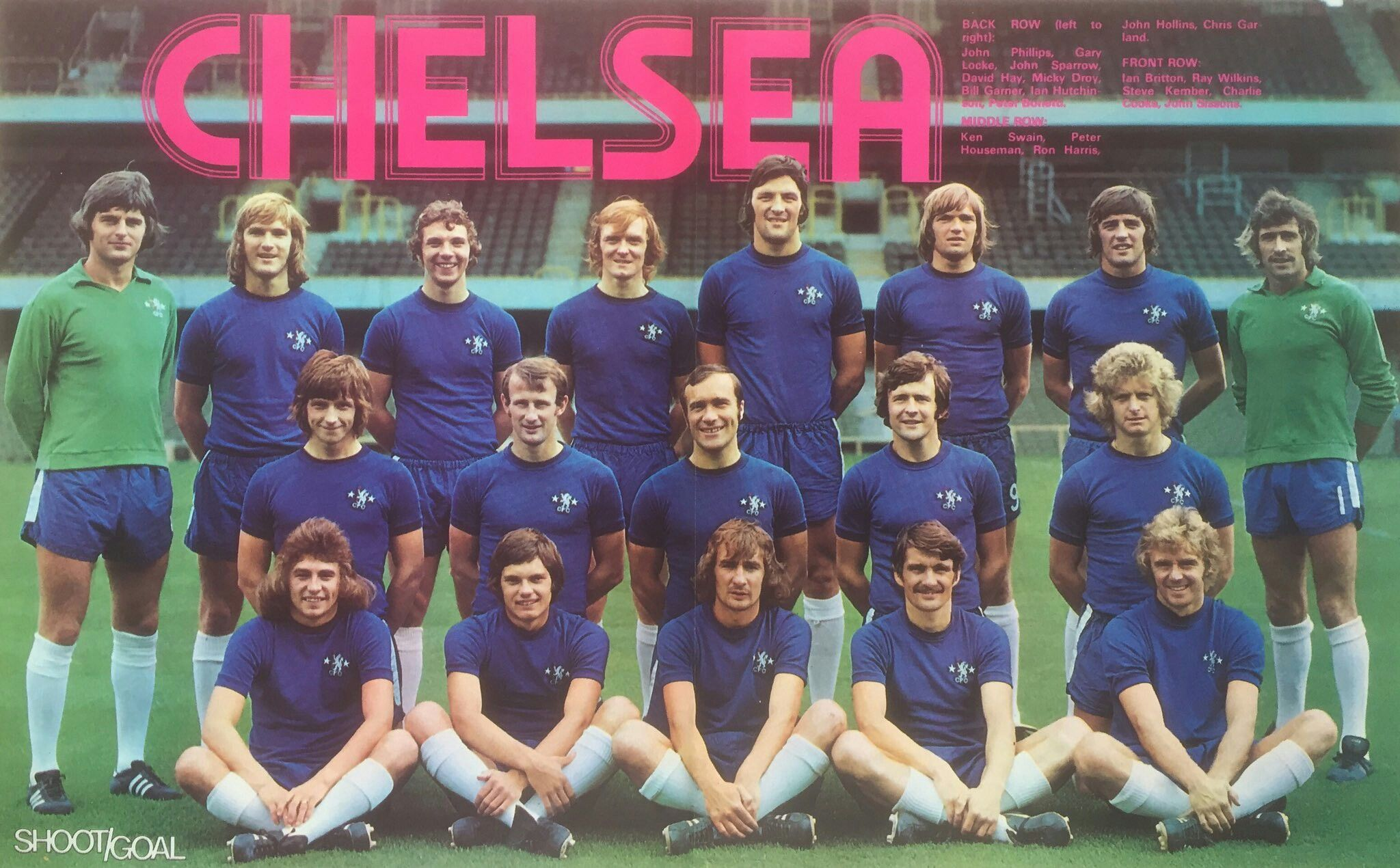 Image result for chelsea 1960s