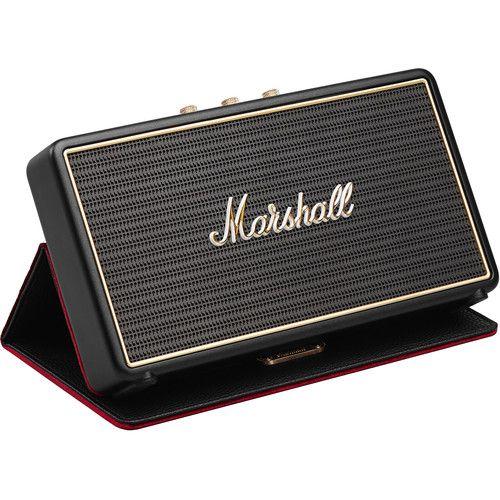 Marshall Audio Stockwell Portable Bluetooth Speaker  f0ac94381acba