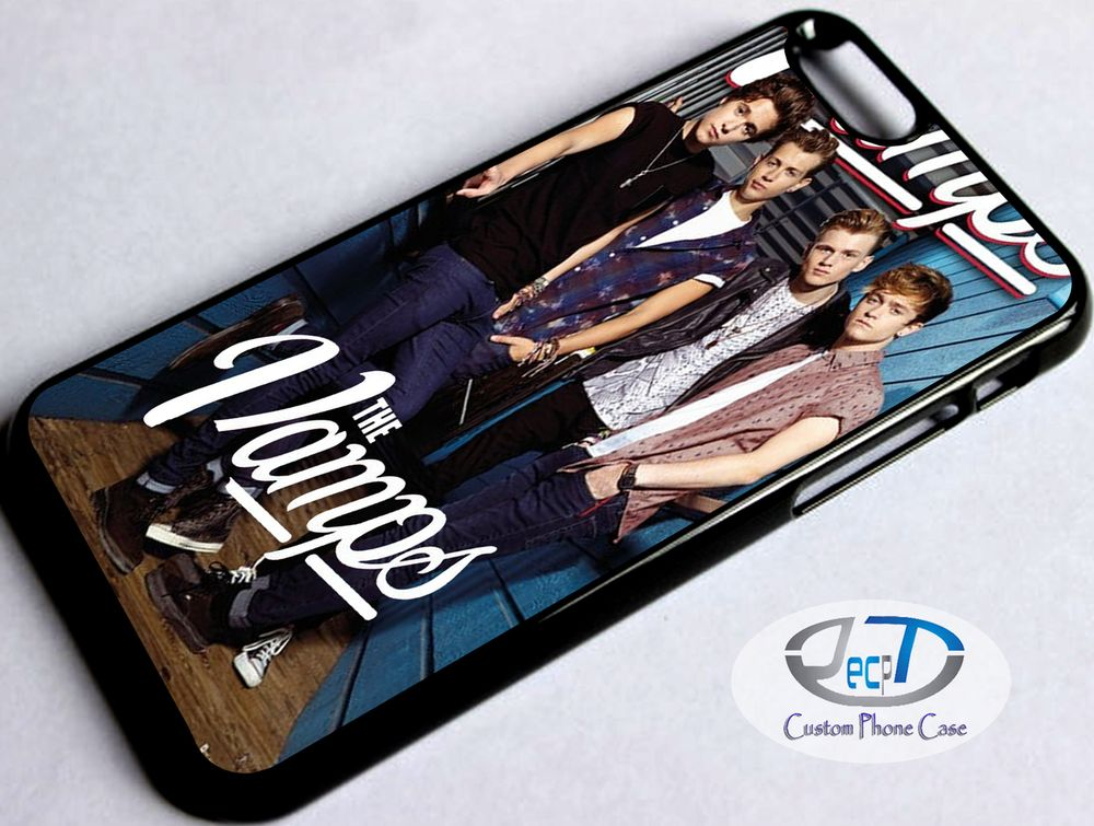 Handsome The Vamps Poster Case iPhone, iPad, Samsung Galaxy & HTC Cases