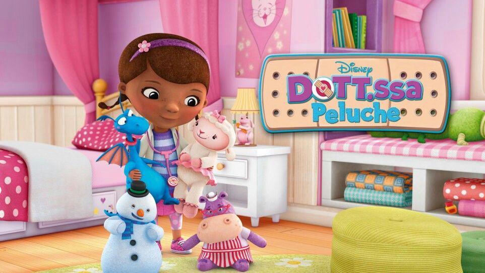 Dott.ssa Peluche #Dottoressapeluche #dottoressa #doc #mcstuffins #docmcstuffins #cartoon cartoni animati  #disneyjunior #disney #kids #cute followme if u♥