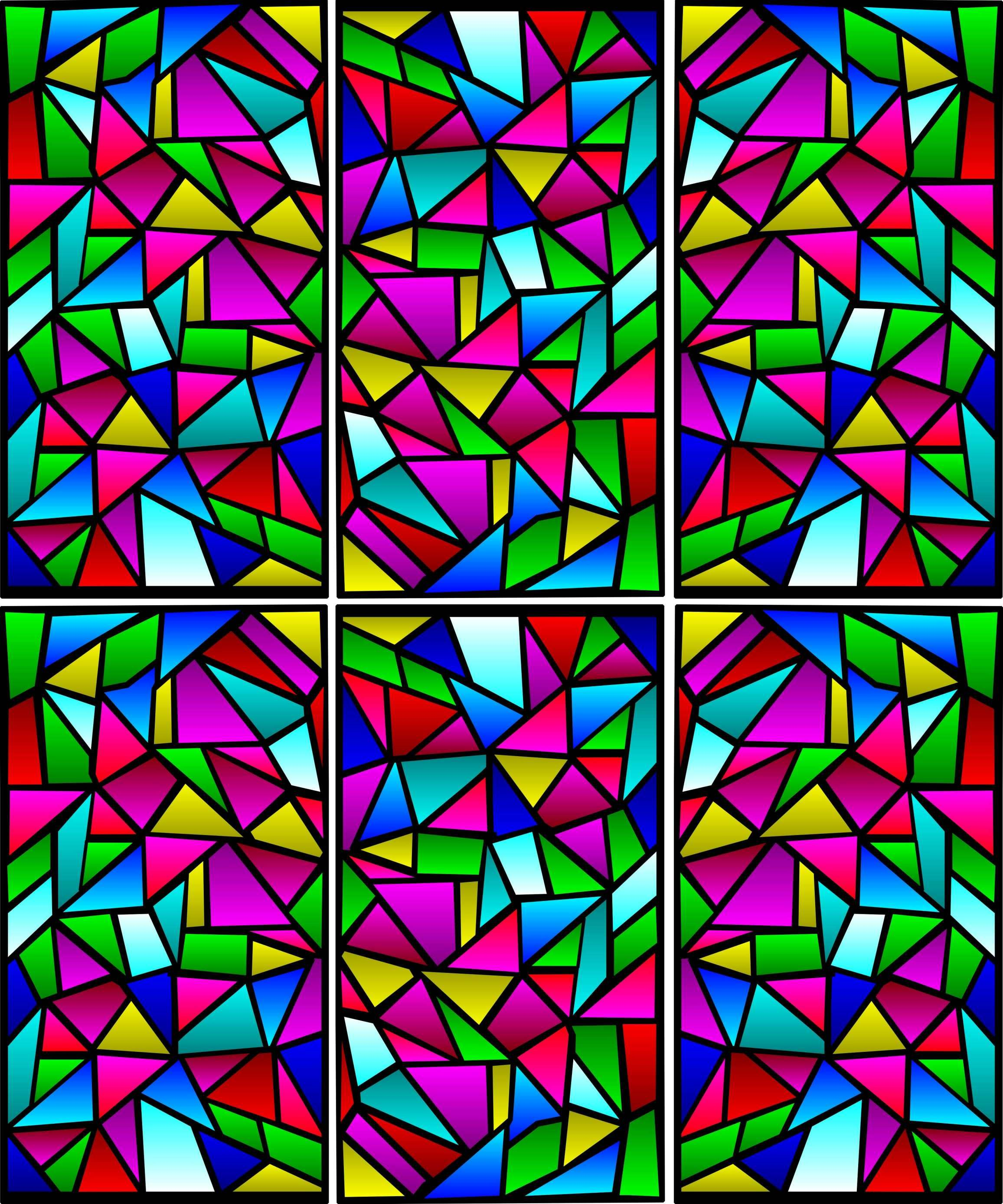 Stained Glass Window Patterns Amazing Decorating