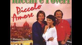 Richi E Poveri Sara Perche Ti Amo 1981 Youtube Youtube Songs Baby Records