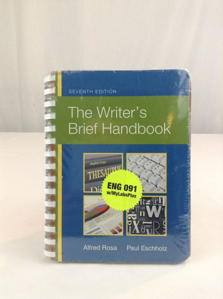 The Writers Brief Handbook (7th Edition)