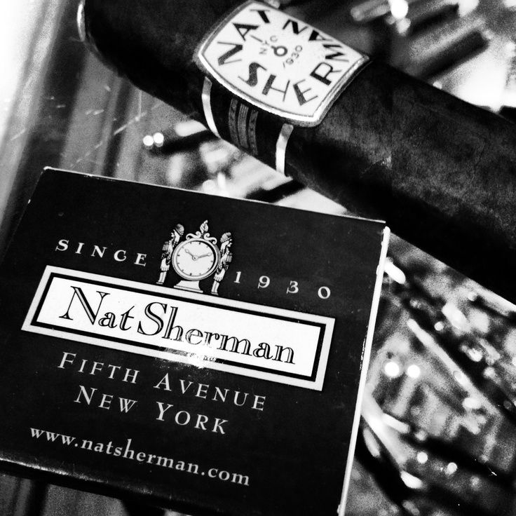 (12) Timeless smoke from Nat Sherman's. | Cigars | Pinterest