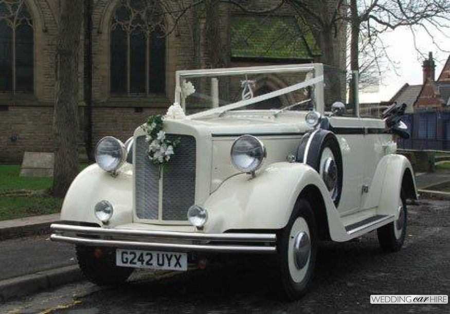 Classic Vintage Wedding Cars For Hire Vintage Car Wedding Wedding Car Wedding Car Hire