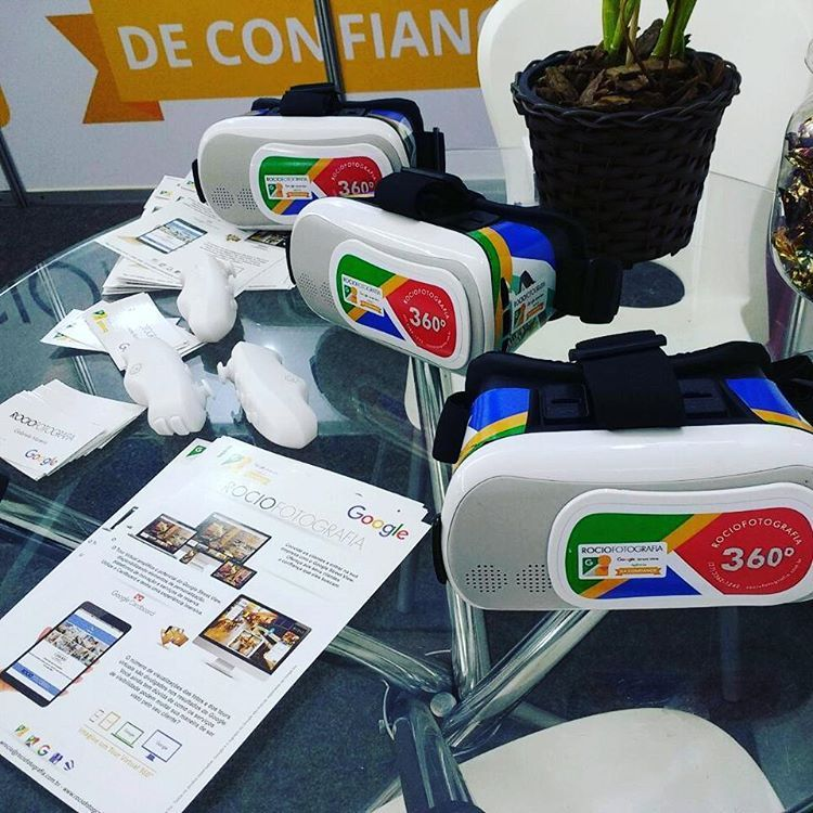 Rocio Fotografia - Google Streetview Google Cardboard #rocio #rociofotografia #googlestreetview #googlecardboard  #sinepe