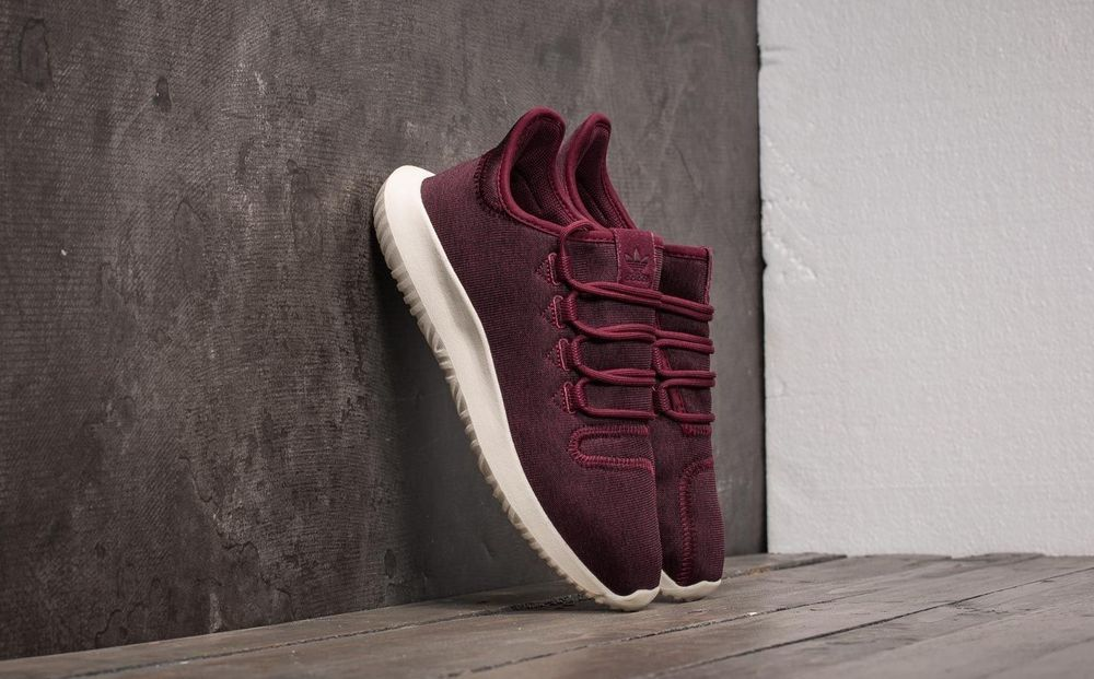 size 40 d795d 18e71 ADIDAS TUBULAR SHADOW W - CQ2461 - MAROON   OFF WHITE SNEAKERS ALL SIZES   adidas  RunningShoes