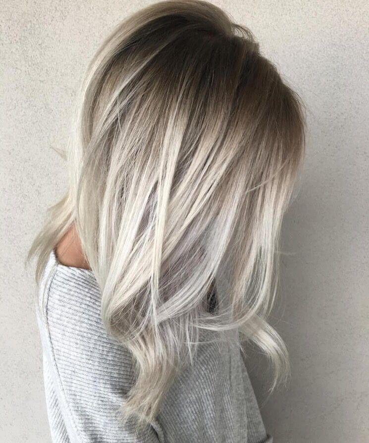 36++ Coiffure blonde idees en 2021