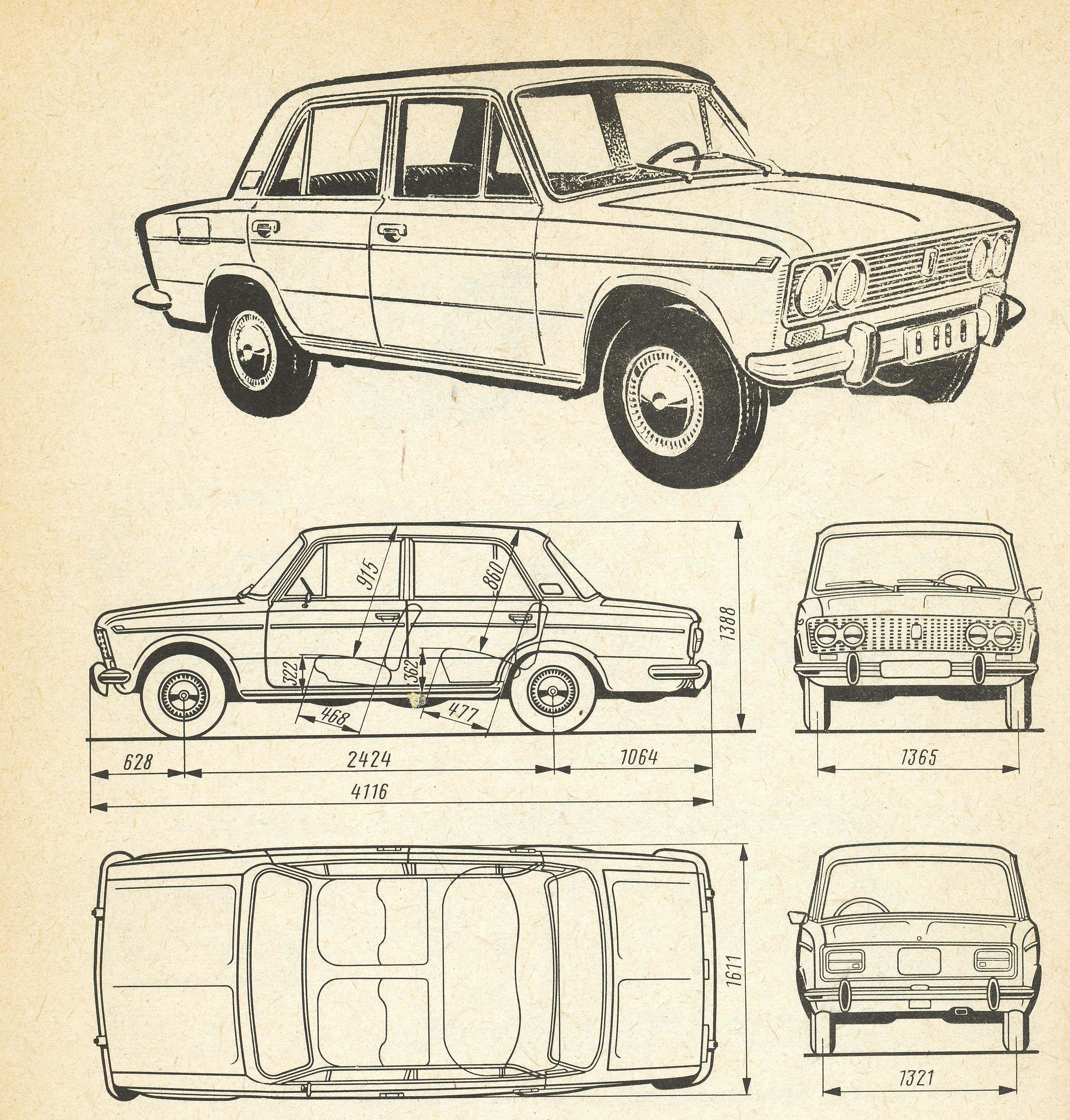 old car blueprint. blueprint auto antiguo | Blueprints | Pinterest ...