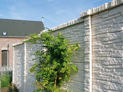 Becker Betonzaun betonzaun düsseldorf a z gartenbau garten