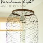 Laundry Room Farmhouse Light