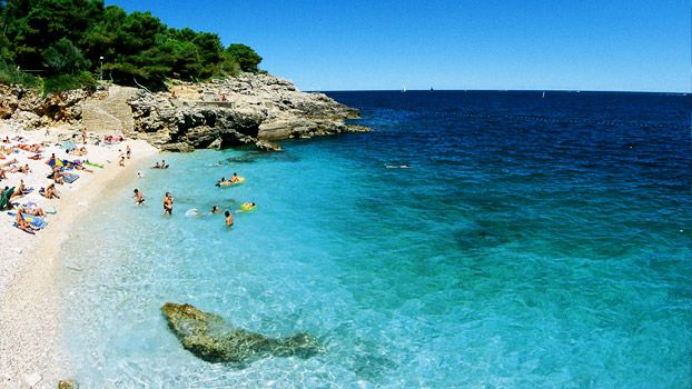 Diving, beaches and lush vegetation on Mljet island | Croatia ...