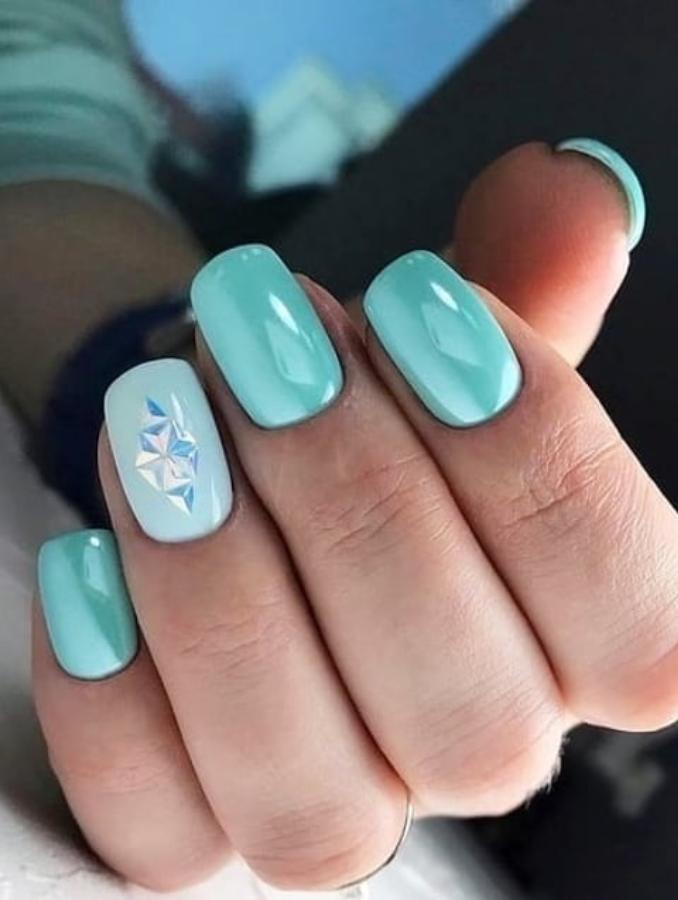 15 Summer Gel Nails - Pretty Designs