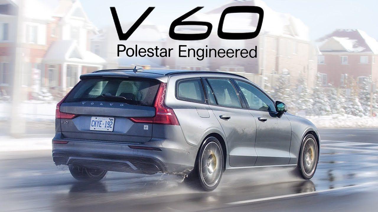 2020 Volvo V60 T8 Polestar Engineered Turbocharged Supercharged Hybrid Performance Wagon Youtube Volvo V60 Pole Star Volvo