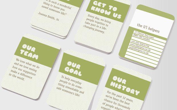 Mission Statement Business Card Design Customizable Business Cards Business Card Template Design