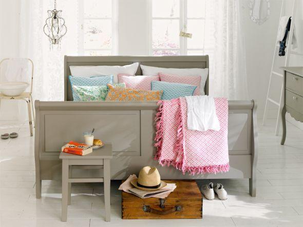 Einladende Gemütlichkeit für Wohn & Schlafzimmer Wohn