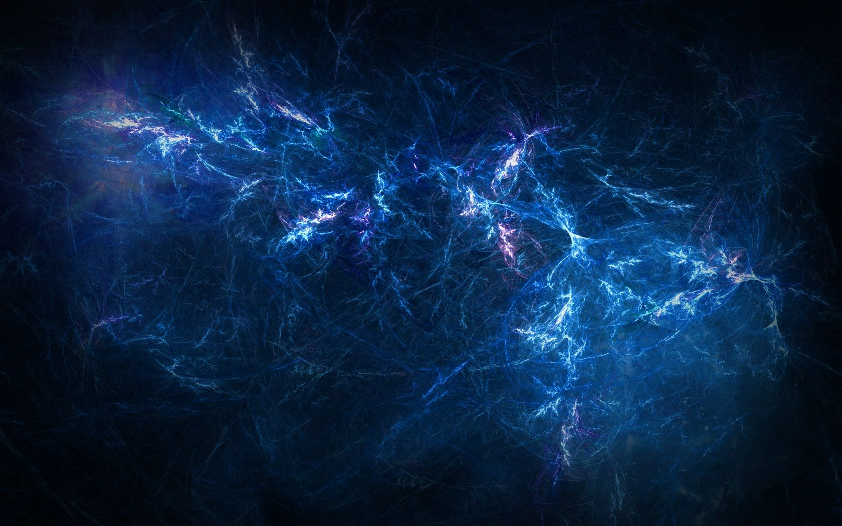 Blue Lightning Picture Hd