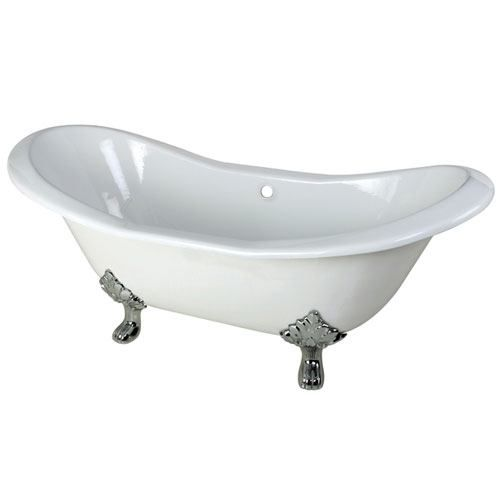 Exceptionnel Acrylic Versus Cast Iron Clawfoot Bathtub Customers Often Ask Us Which Is  Better, A Cast