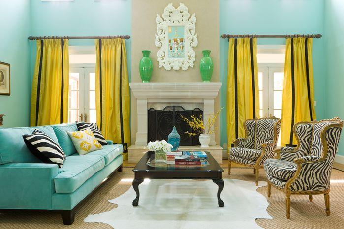 Eclectic Living Room photo by Jill Sorensen Inc