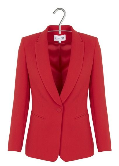 Veste rouge claudie pierlot