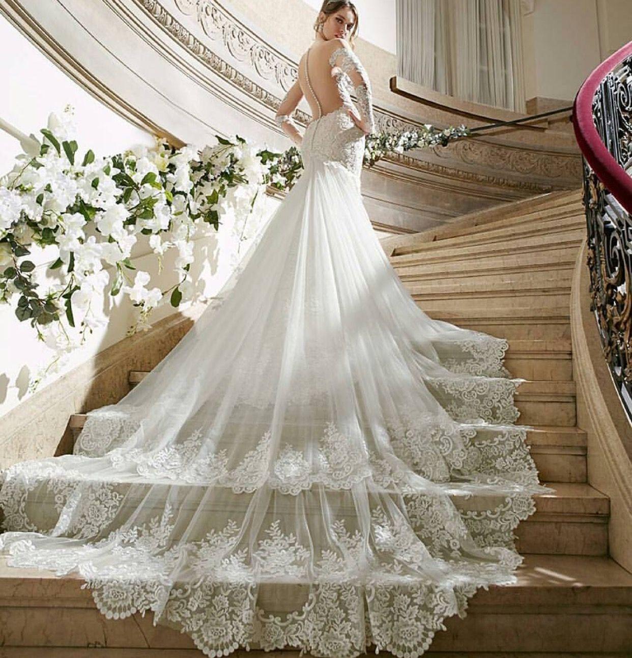 Pin von Mashallah Leelah auf Wedding Dresses & Cakes! | Pinterest ...