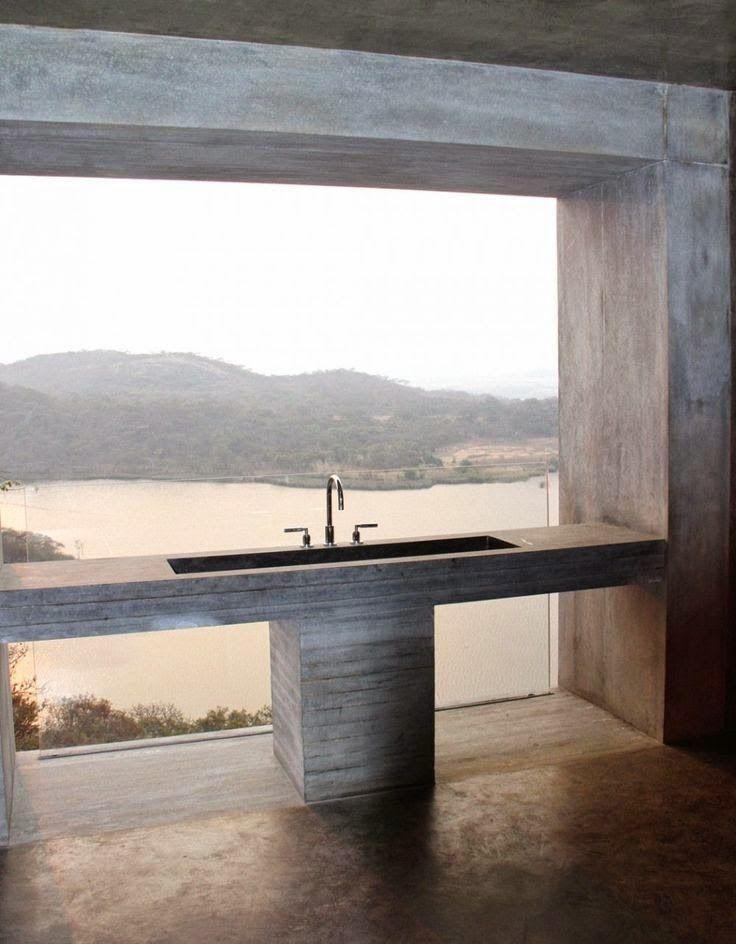 27 baños minimalistas en fotos, cuando menos es más Hospitality