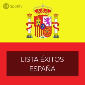 Lista éxitos España