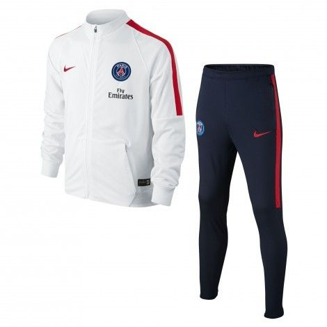 Nike Paris Saint Germain Trainingspak Junior Psg Trainingspakken Paris Saint Germain Voetbal