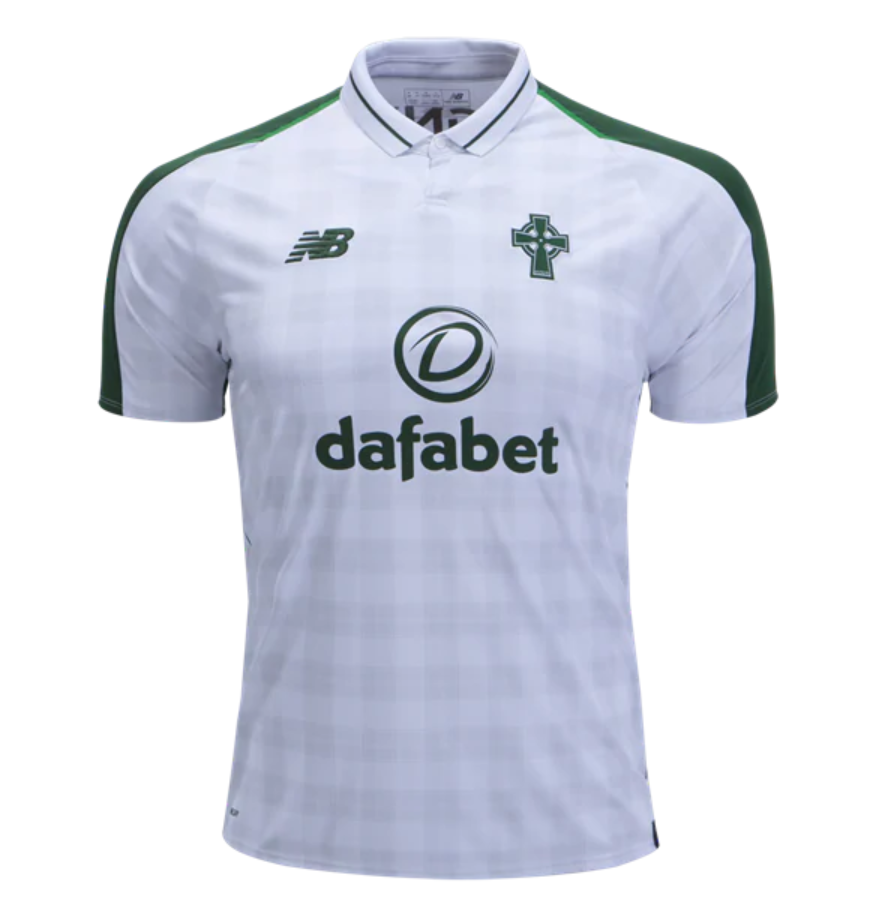 newest c88f8 37df4 Celtic 18/19 Away Men Soccer Jersey Personalized Name and ...