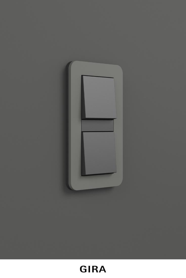 Gira E3 Lichtschalter Steckdosen Und Lichtschalter Schalterprogramm