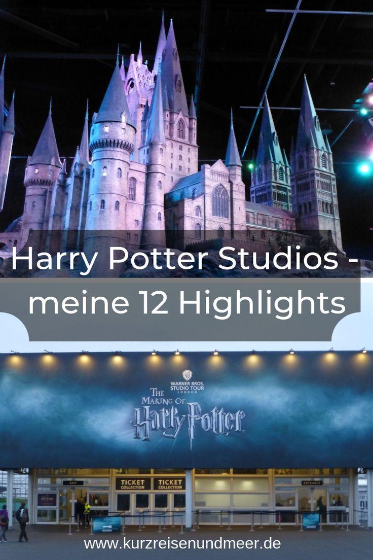 Harry Potter Studios London Meine 12 Highlights Kurzreisen Und Meer Reisen London Studios