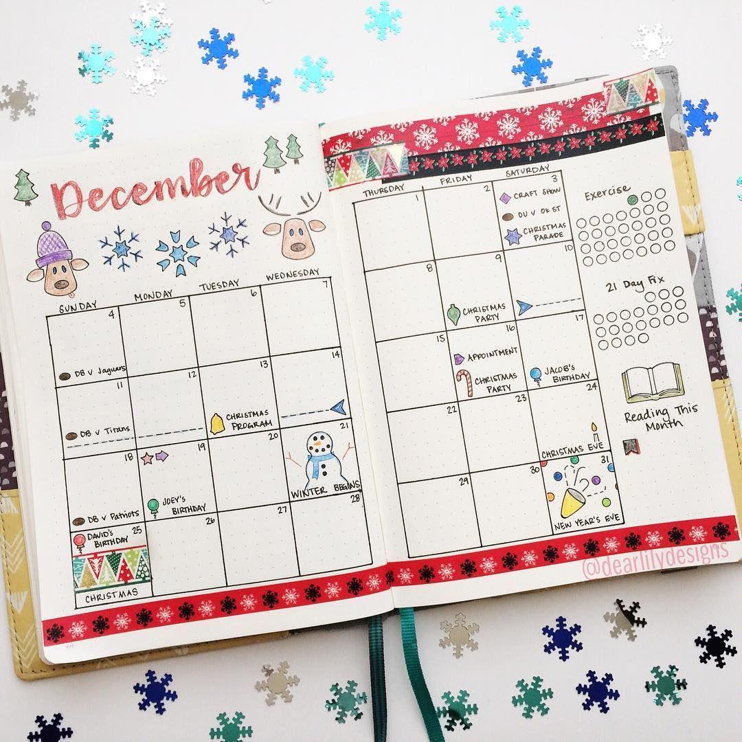 Hello December! ❤️☃️❄️