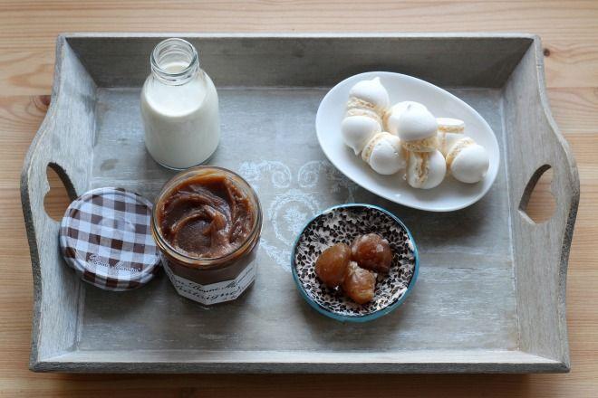 Une mousse DIVINE aux marrons façon Mont-Blanc, hummm - Diaporama 750 grammes