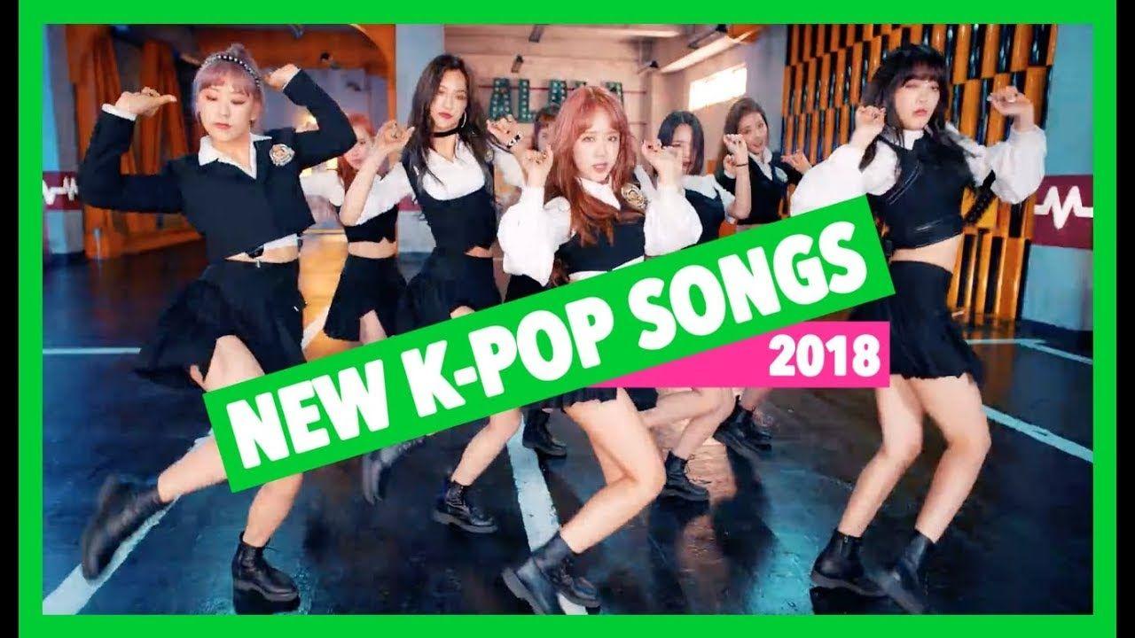 NEW K-POP SONGS - FEBRUARY 2018 (WEEK 4)   WEEKLY KPOP MUSIC VIDEO