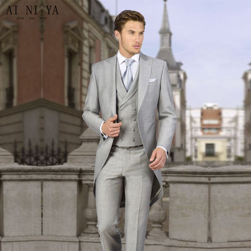 Find More Suits Information about men coat pant three piece