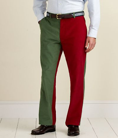 For a smart, casual look, try on a pair of corduroy pants. Discover a variety of corduroys in all the styles and colors you're looking for. From rich, autumnal tones and unexpected brights to classic neutrals, corduroy is a great fall and winter alternative to denim for effortless casual style.