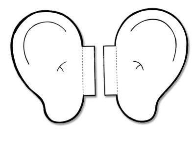 listening ears images clipart panda free clipart images crafts rh pinterest com clip art of heart clipart of earth under judgment