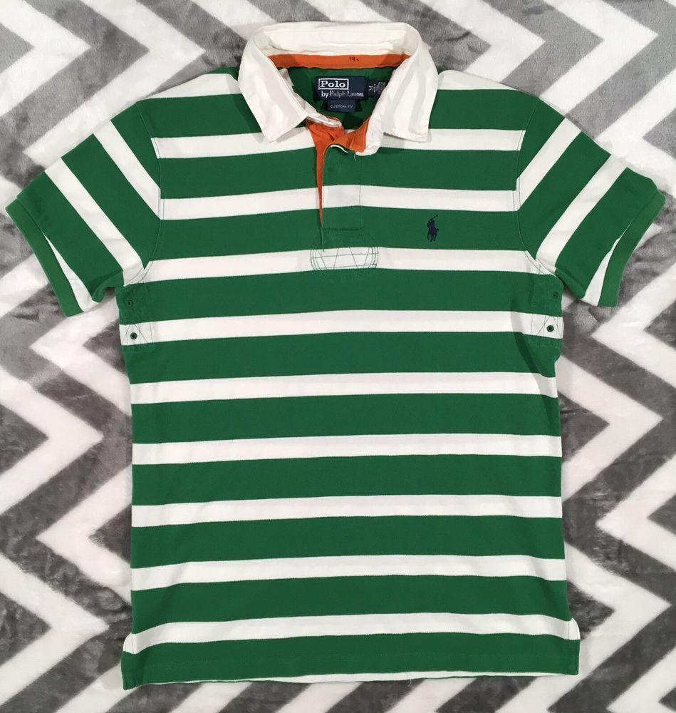 546f1006c Mens Ralph Lauren Polo Shirts Ebay