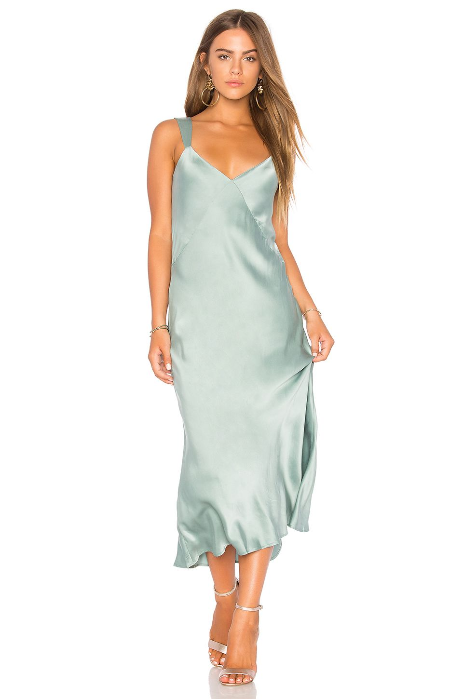 efb99dc39e03 Capulet Ally Midi Slip Dress in Jade | REVOLVE | MORP! | Dresses ...
