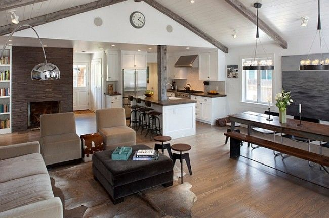 It S Poifect Open Concept Kitchen Living Room Open Concept Living Room Living Room And Kitchen Design