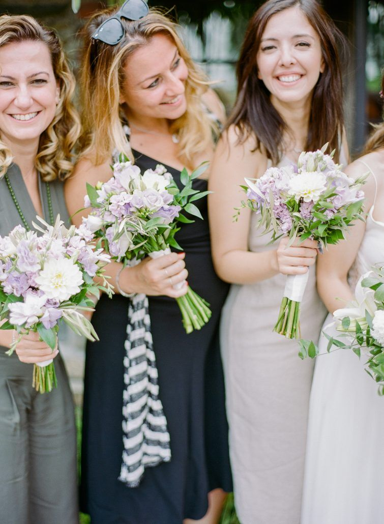 Bridal & Bridesmaids Bouquets (With images) Bridesmaid