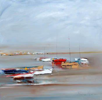 Bruno klein couteau bombe avec demo peinture pinterest for Bruno klein peintre